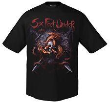 SIX FEET UNDER - Viking - T-Shirt - Größe Size XL - Neu