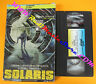 VHS CARTONATA film SOLARIS Tarkovskij GENERAL VIDEO 2457 (F124) no dvd
