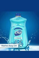Dial Complete Antibact Liquid Hand Soap Refill 52oz, Spring Water, Free Shipping