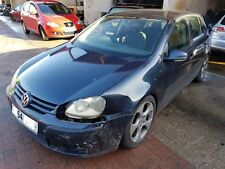 2005 VW GOLF MK5 1.6 FSI BLP, BLUE,  5 DOOR, WHEEL NUT, BREAKING. (C3)