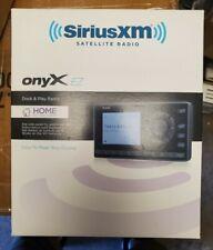 Sirius Xm Satellite Radio Onyx Ez Radio Home Kit Xez1H1
