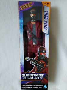 Guardians of the Galaxy Peter Quill Large Titan Hero Series Figure Starlord
