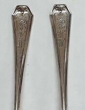 New listing Whiting Sterling Silver Lady Baltimore Pattern Citrus Spoon, Small 4 inch size