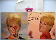 PETULA CLARK self-titled gatefold LP FRANCE French pop PC. 1