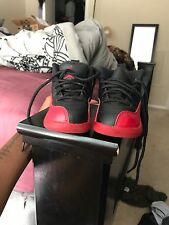 Nike Air Jordan 12 Retro XII Flu Game Bred 100% Authentic Toddler size 6