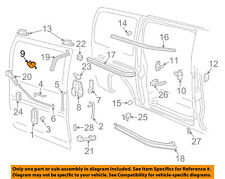 GM OEM Side Door-Lock 22799139