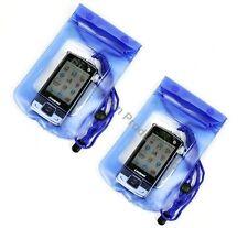 2 X Impermeabile Dry Bag per Fotocamera Cellulare Sacchetto Zaino Militare da Campeggio