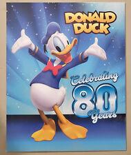 Australia Souvenir Sheets 2014 Donald Duck Celebrating 80 Years MNH.