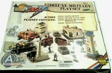 1:32 Ultimate Soldier WWII WW2 Deluxe Military Playset #20500 Coastal Defense