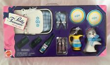 1996 MIB Barbie Pretty Treasures PICNIC SET Miniature Doll Accessories SEALED