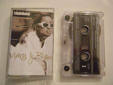 MARY J. BLIGE SHARE MY WORLD CASSETTE TAPE MCA 1997