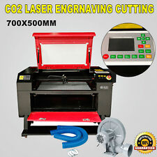 80W CO2 USB gravure laser couper Machine Graveur Coupeur 700x500mm Génial USB