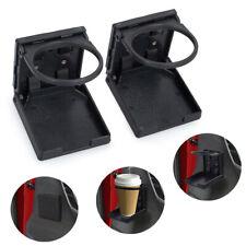 2PCS Universal Adjustable Folding Cup Drink Holder for Car Truck Boat RV Plastic