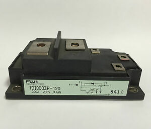 1DI300ZP-120 Fuji Electric IGBT Power Transistor Module 1200V 300A Japan 1pc