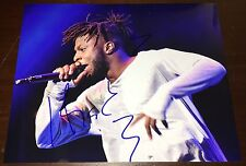 ISAIAH RASHAD SIGNED AUTOGRAPHED 8x10 PHOTO RAPPER AUTO VERY RARE KENDRICK LAMAR
