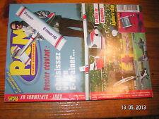 <> RCM n°313 plan encarté Le Dune / E-Trainer 182 - 140 Extra 330 Night Hawk