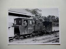 SWE140 - MUNKEDALS JARNVAGER Railway STEAM LOCO No5 PHOTO Sweden