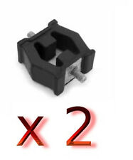 2 x neu Bmw 3 E46 5 E39 7 E38 Z4 E85 E89 E86 Auspuff Gummi Abgasanlage Halter
