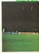 229 MONCHENGLADBACH Vs CRVENA ZVEZDA UEFA CUP STICKER FOOTBALL 1980 BENJAMIN NEW