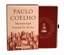 Manuscript Found in Accra by Paulo Coelho Signed Limited Edition!!NEW!!In Shrink