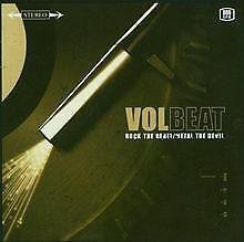 Rock the Rebel/Metal the Devil von Volbeat   CD   Zustand gut