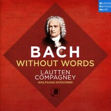 Lautten Compagney - Bach without Words