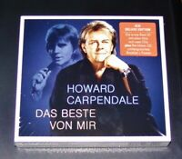 Howard Carpendale le Meilleur De Mir Deluxe Edition 3 CD Rapide Expédition Neuf