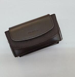 Original Nokia CP-518 Tasche mit Geldfach - braun - Neu