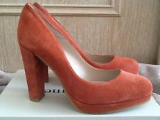 L.K. Bennett Court Suede Upper Heels for Women