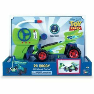 Toy Story 4 RC Buggy with Remote Control NEW