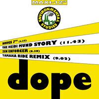 "Dope - Maxi 12"" (RECORD STORE DAY 2017 NEW 12"" VINYL LP)"