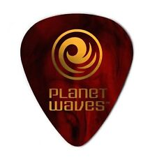 Planet Waves Shell-Color Celluloid Guitar Picks, 25 pack, Heavy