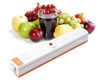 Freshpack Pro EASY Food Saver Vacuum Sealer Packing Sealing Machine For Food Bag