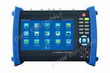 "IPC-8600MOVTADHS 7""Touch screen ONVIF IP/HD-AHD/TVI/CVI/ SDI Camera FULL Version"