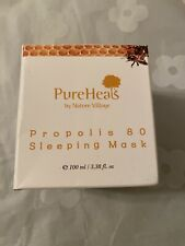 Pure Heals Propolis 80 Sleeping Mask 3.38oz/100ml