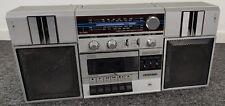 Sanyo M9813L / Radio Cassette Recorder Boombox