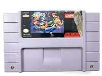 Final Fight 2 SUPER NINTENDO SNES GAME Tested + Working & Authentic