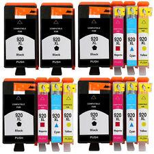 14 Ink Cartridge Unbrand Fits hp 920XL Officejet 7000A 7500A E609a E609n 6500A
