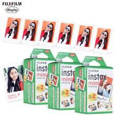 60 Shots Fuji Instax Mini Film+6* Frame for Instax Fujifilm Mini 7s/8/25/90/9 AU