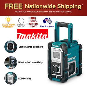 Makita DRM108 Job Work Site Radio Bluetooth Speaker Wireless USB Power New