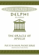 Delphi Oracle of Apollo by Jill Dudley 9780993537837 | Brand New