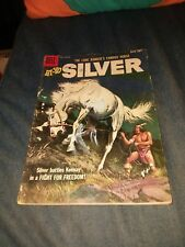 Lone Ranger's Famous Horse Hi-Yo Silver #29 dell comics 1959 early silver age