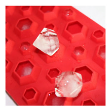 Ice Cube Tray Jewels Diamond Ice Cubes Chocolate Making Mould Party Accessory UK