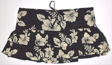 O'Neill Tropical Floral Print Tiered Mini Skirt Sz S