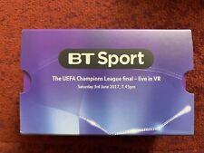 Google de cartón SKU2 BT Sport Visor VR -! nuevo! uso con aplicación de teléfono inteligente &!
