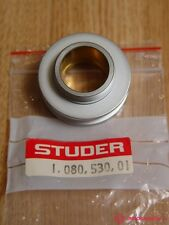 "STUDER REVOX A80 STABILIZER ROLLER 0.25"" 1.080.530.01 NEW"