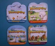 Chick-Fil-A 2007 - Virtue Valley Tales, Series 5, Board Books - Set of 4