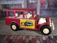 Vintage 1:43 1970's Tootsietoy Bimini Buggy station wagon Hot Rod made in USA