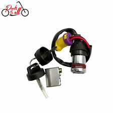 Ignition Key Switch for Buyang 300cc D300 G300 waterproof ATV Quad