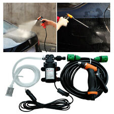 Portable 36W 160PSI New High Pressure Car Electric Washer Wash Pump 12V 6.5L/min